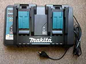Brand new makita duel charger . Gladesville Ryde Area Preview