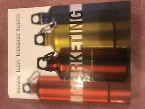 BU 352 Marketing 1 Textbook 2nd Edition