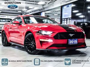 2019 Ford Mustang GT PREMIUM | PERFORMANCE PKG | HTD/CLD SEATS |