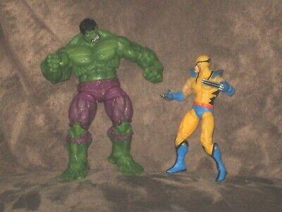 Original Costume Wolverine & Hulk (in Hulk 181) - Marvel Universe 4 Inch