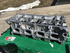 Machined engine head 2.0L Toyota + new bolts
