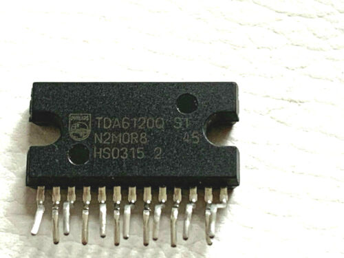 10 Pieces | TDA6120Q VIDEO AMPLIFIER  PHILIPS| FREE Shipping within the US!