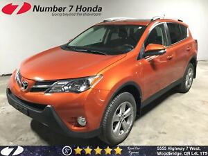 2015 Toyota RAV4 XLE| Sunroof| Backup Cam| Bluetooth|