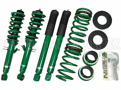 (Tein Street Basis Z Coilovers for 03-06 Infiniti V35 G35 Sedan & 03-07 Coupe RWD)