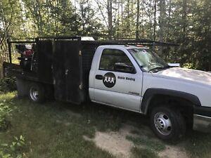 2004 GMC Welding Truck