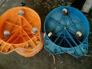 Sabco wringer buckets with mop heads