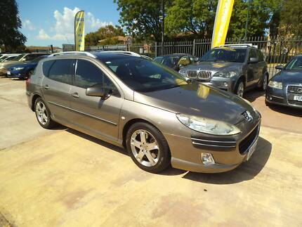 2004 PEUGEOT 407 TOURING SPORT AUTO FULL SERVICE HISTORY $5990 St James Victoria Park Area Preview