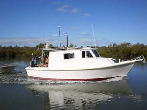 3 berth bay cruiser decked out for fishing Urraween Fraser Coast Preview