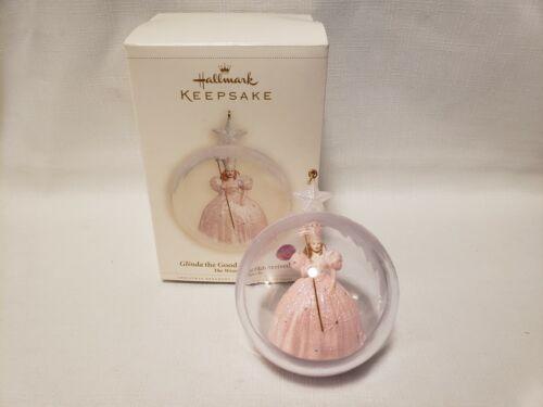 Hallmark 2006 Wizard Of Oz Glinda The Good Witch Arrives Ornament