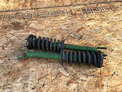 JAGUAR XF SUPERCHARGED (09-10) LEFT RIGHT SHOCK SHOCKS SPRINGS SET OEM ELECTRIC