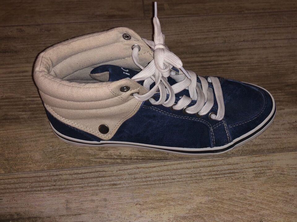 High Sneaker Venice - neu und ungetragen - Blau - Gr 42 in Hessen - Erlensee