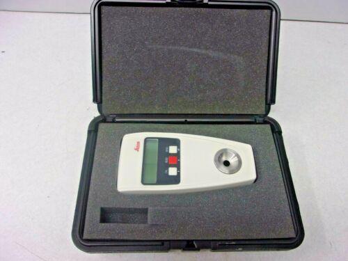 Leica Reichert AR200 Automatic Digital Refractometer, Exacting Accuracy Excellen