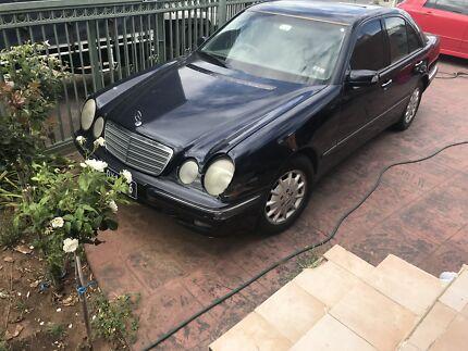 2002 mercedes benz E240