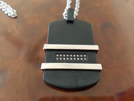 Michael Hill men's necklace