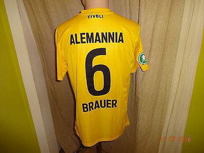 Alemannia Aachen Nike Matchworn Trikot 2012/13