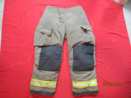 Mfg 2006 34 x 30 Cairns REAXTION Firefighter Pants Bunker Turnout Fire Gear
