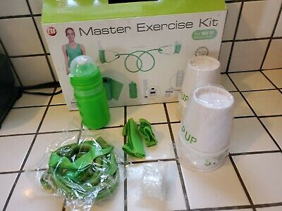 Master Exercise Kit Wii Fit