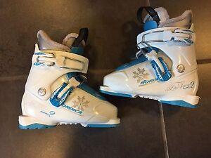 Kids Nordica ski boots 19.5
