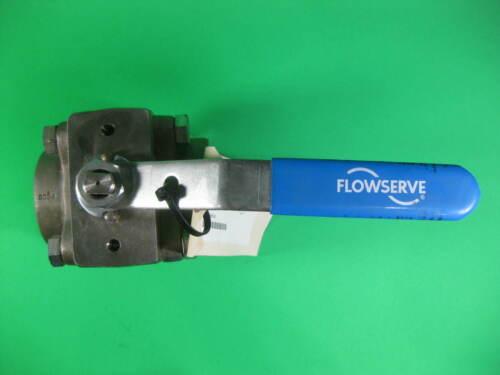 """Flowserve Mc Canna Valve Ball Valve 2"""" -- 57217 HTT SS -- New"""