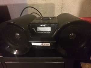 Sony personal audio system Bluetooth speaker $60 obo