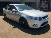 2008 Ford Falcon FG XR6 TURBO 4.0L T6CYL Sedan - AUTO - LONG REGO Lambton Newcastle Area Preview