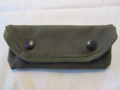 WW2 US ARMY/USMC 1944 CARRYING CASE POUCH FOR GRENADE LAUNCHER - NEW OLD STOCK