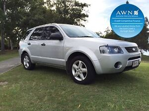 2007 FORD TERRTORY WAGON 7 SEATER 4.0LTR V6 Burleigh Heads Gold Coast South Preview