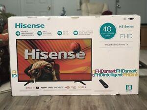 """Télévision Hisense 40"""" FHD"""