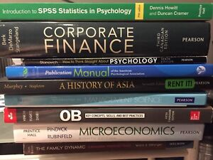 U of M textbooks for sale