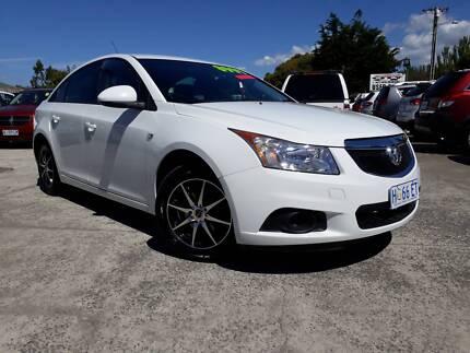 2011 Holden Cruze Sedan, Automatic, sedan. Invermay Launceston Area Preview