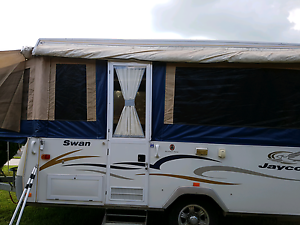 Jayco Swan Pop Top Camper 2007 Tahmoor Wollondilly Area Preview