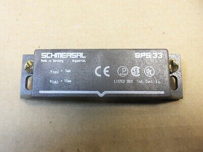 New Schmersal Bps33 Safety Sensor Magnetic Actuator