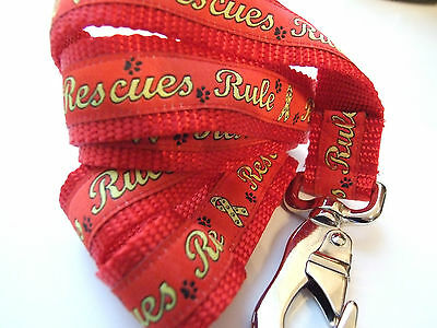 RESCUE REHOME DOG PET TERRIER HOUND TOY COLLIE RETRIEVER CROSS BREED COLLAR LEAD ()