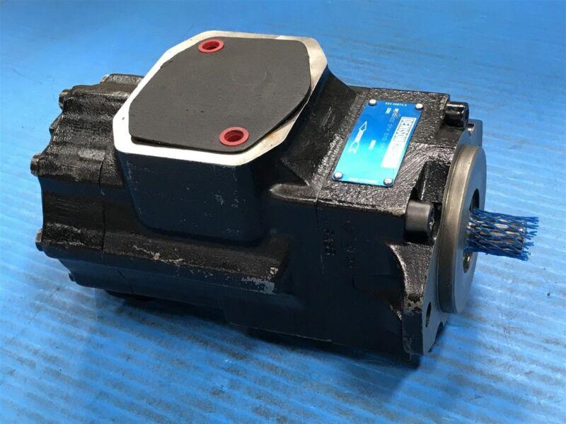 Denison Hydraulics T6CC 014 010 5R13 C110 P31 Double Vane Pump Refurbished (21G)