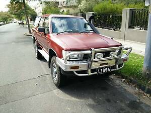1991 Toyota 4 Runner Wagon,hilux, manual , v6 petrol with rwc Kew Boroondara Area Preview