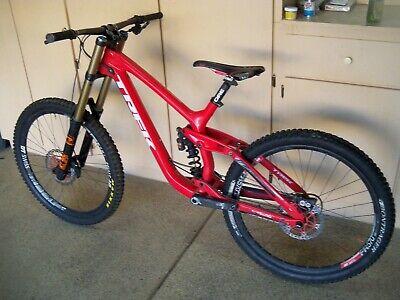 "New 2012 Trek Session 88 Aluminum 26/"" Front Triangle Downhill Bike Frame *SMALL*"