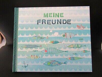 Freunde Buch Meine Freunde für Mädchen und Jungen coppenrath