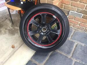 """Holden Commodore ve 4,16"""" alloy wheels Endeavour Hills Casey Area Preview"""