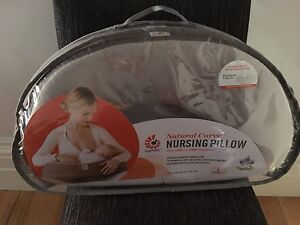 Ergo Natural Curve Nursing Pillow baby breast feeding NEW South Yarra Stonnington Area Preview