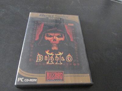 Diablo II 2 (Best Seller Series) PC/Mac Cd-Rom 16+ Blizzard Entertainment