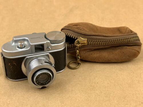 Gamma Vintage SUBMINIATURE Camera made in occupied Japan - Rare