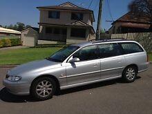 2002 Holden Berlina Wagon 7 Seater Auto vx series II Smithfield Parramatta Area Preview