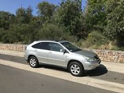 2003 Lexus RX330 Sport Luxury  Caringbah Sutherland Area Preview