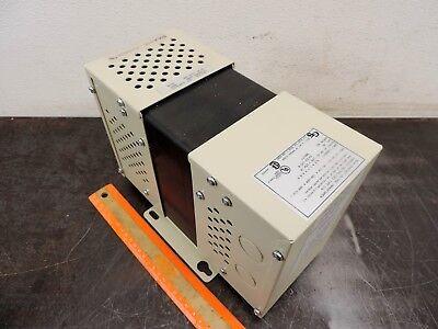 Sola Constant Voltage Transformer 23-23-125-8 Harmonic Neutralized Type Cvs