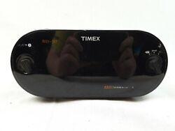 Timex XBBU T715 Redi-Set Dual Alarm Clock Radio TESTED EB-4917