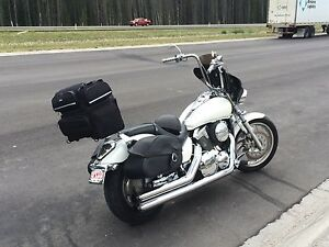 2007 honda vtx 1300 c must sell