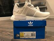 Adidas NMD Triple White Us 8.5 Melbourne CBD Melbourne City Preview