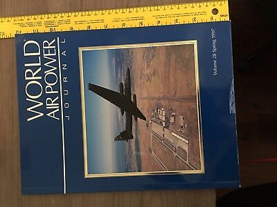 World Air Power Journal Volume 28 Spring 1997 Reference Book