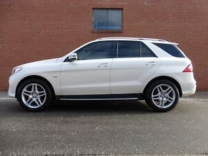 2012 Mercedes-Benz M-Class ML 350 4MATIC SPORTS PKG