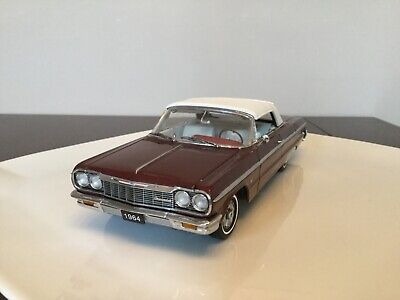 1964 Chevrolet Impala 1/24 scale Diecast car by west coast precision Diecast
